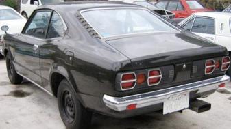 後期型 S124系(1973年-1978年) 主要諸元 サバンナGT ... マツダ・サバンナ